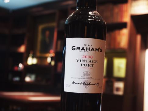 Porto Graham's - Fournisseur officiel de la reine d'Angleterre