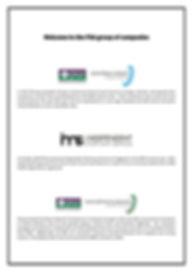 Company Profile Page 1