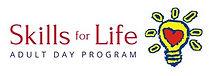 Skills for Life Adult Day Program Logo F