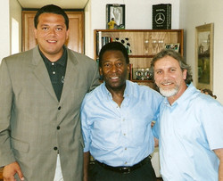Ricardo Figueroa, Pele, Steve