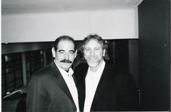 Roberto Rivelino, Steve Leighton