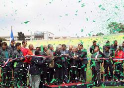 Elias Figueroa Stadium Official Openeing Ribbon Cutting