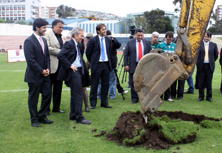 Breaking Ground in 2012
