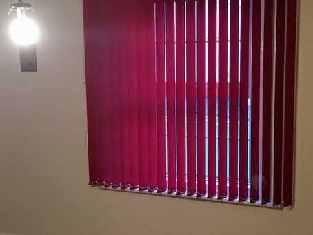A guide to Vertical blinds.