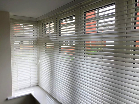 Venetian blinds- all you need to know.