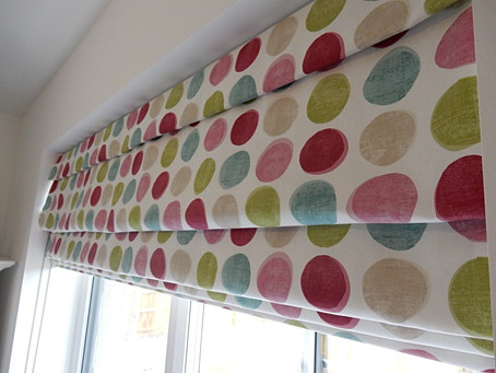 Roman blinds- all you need to know