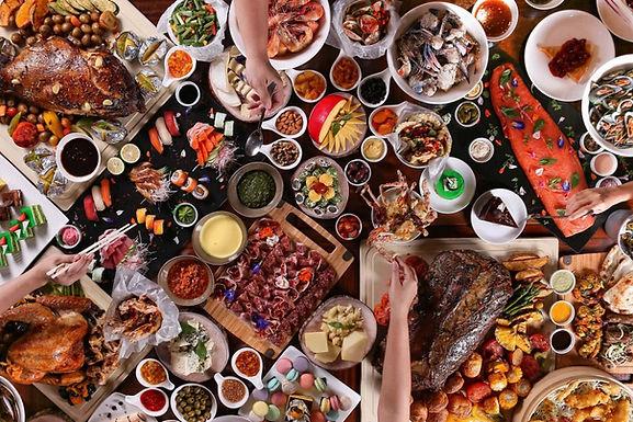 Востребованные продукты из национальной кухни