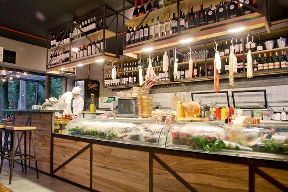 Поставка продуктов для баров