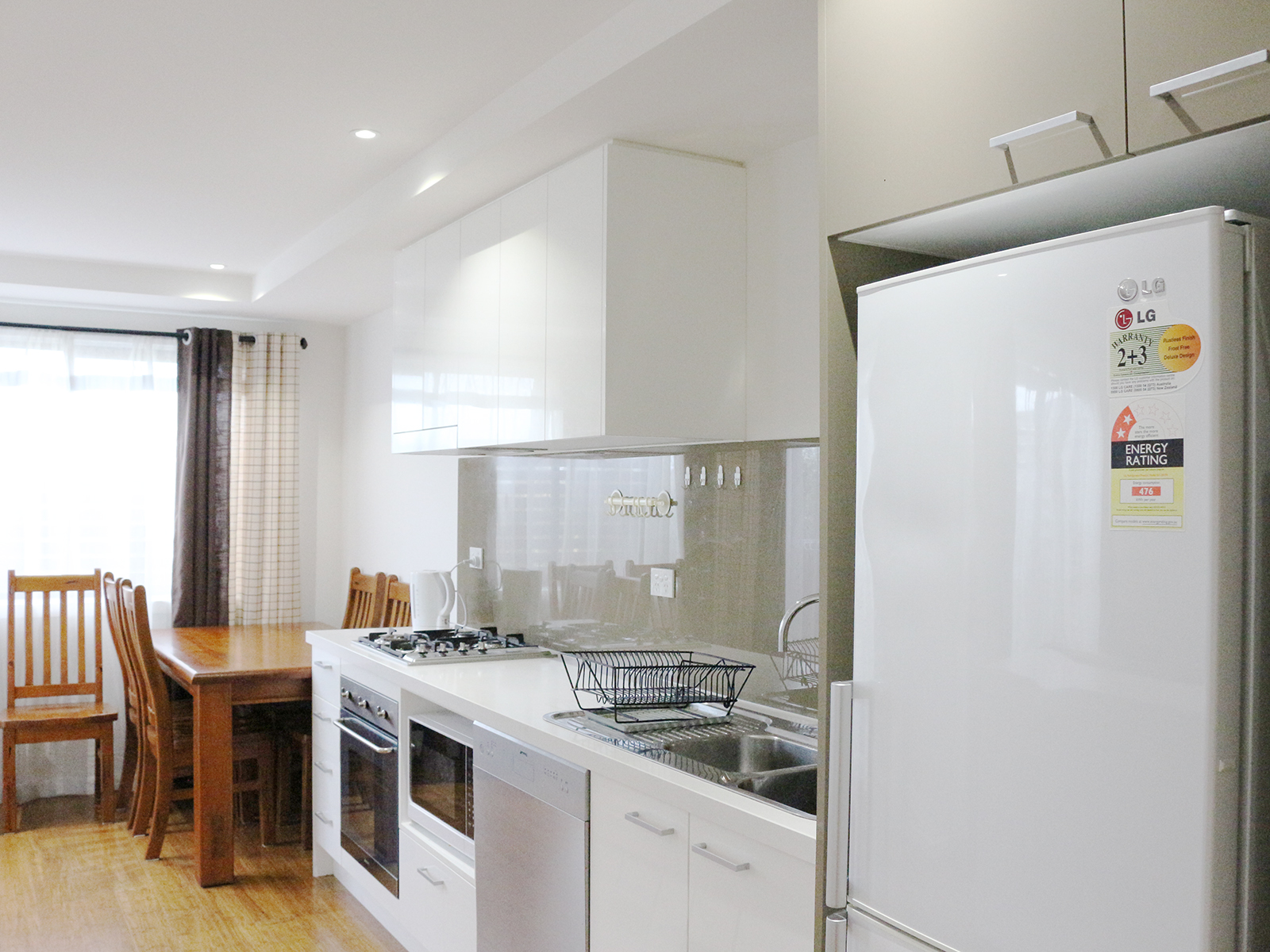 HonorBond Mt Waverley kitchen