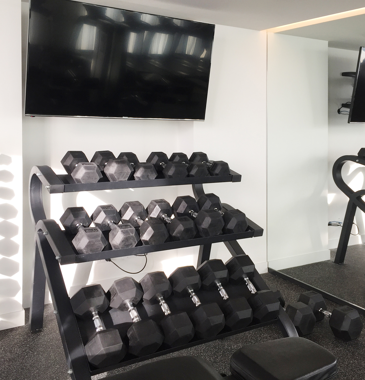 HonorBond Eq gym
