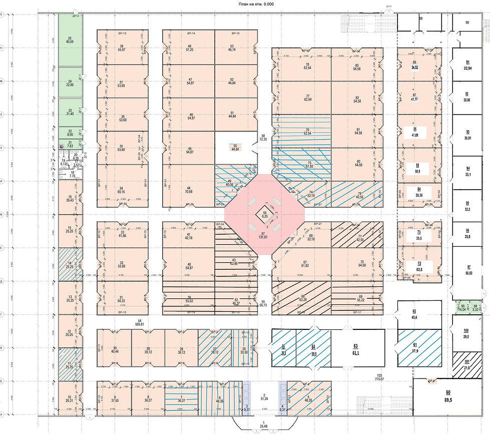 Новый дом, торговый центр, тц, поэтажка, план, поэтажный, торговые помещения, орджоникидзе 2Б