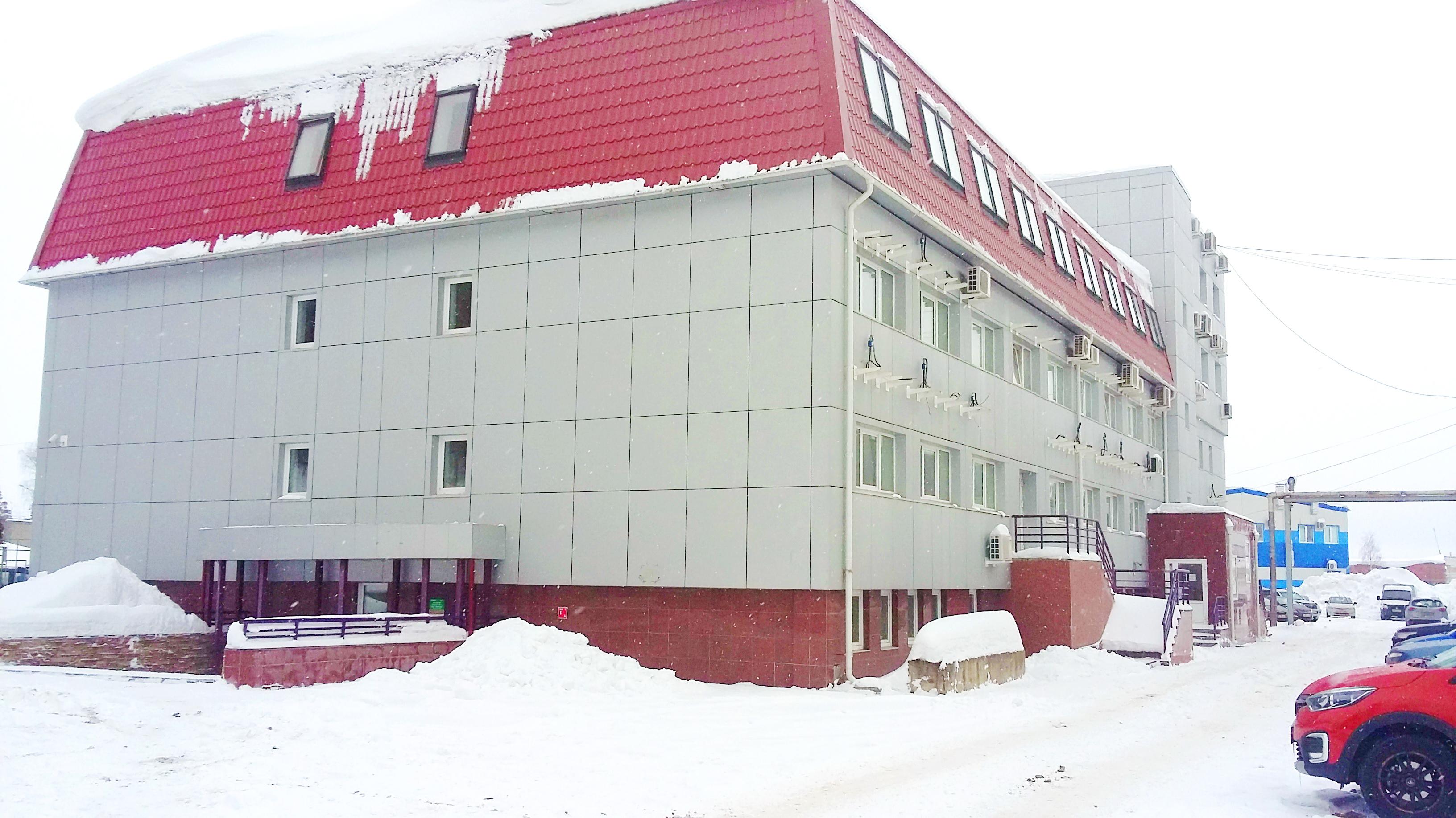 Офисные помещения от 70 кв.м.