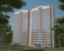 Щорса 50 Виктория Парк, фасад Щорса 50, проект стр. Щорса 50, щорса 50 фото, картинки щорса 50