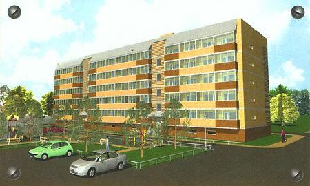 жк черемушки ижевск, черемушки фасад, проект фасада, черемушки, черёмушки, жилой комплекс черёмушки