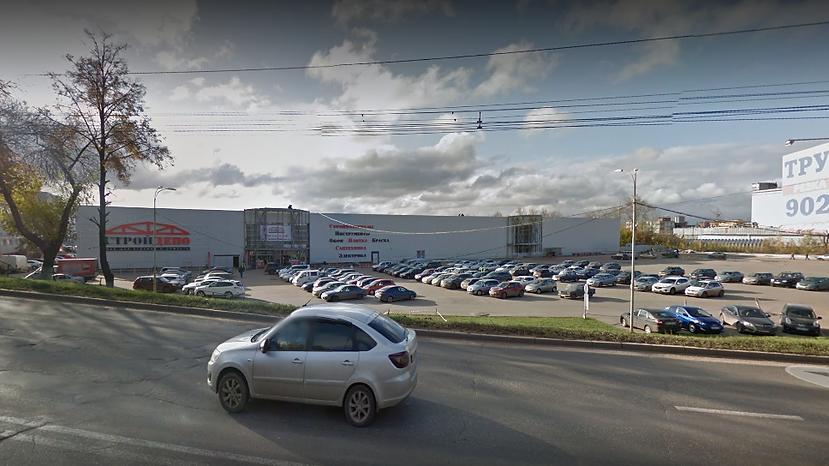 ТЦ Новый дом, Ижевск, аренда площадей, офисы, торговля, Стройдепо