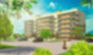 жк черемушки, черемушки ижевск, фасад жк черемушки, проект фасада, жилой комплекс, пятиэтажка, дом, двор