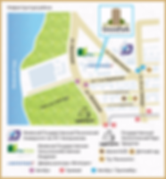 """ЖК Гринпарк, расположение, IzhGid, ЖК """"GreenPark"""", Ижевск, Новостройки Ижевска, инфраструктура района, металлург, карта"""