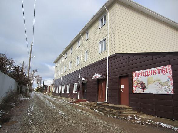 спартаковский 13, фасад дома, дом, многоквартирный, новостройка, малоэтажка, переулок спартаковский, вид снаружи