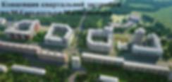 жк ривьера парк, концепция застройки, кварталы, ул.М.Горького, ул.Милиционная, проект застройки