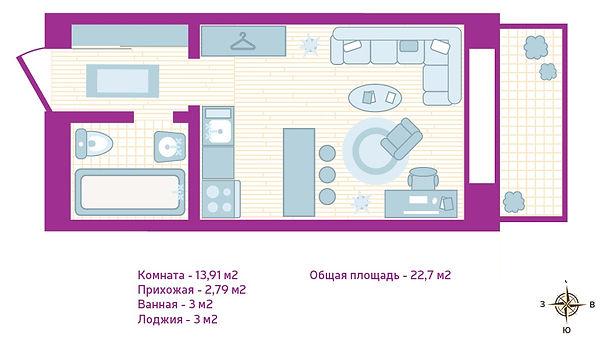 жк черемушки планировка студии, 1к. студия, планировочное решение, планировка с мебелью, студийка, однокомнатная, квартира
