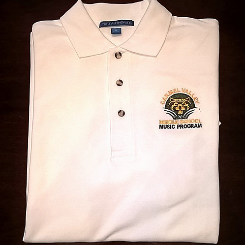 CVMS Music Program Polo Shirt