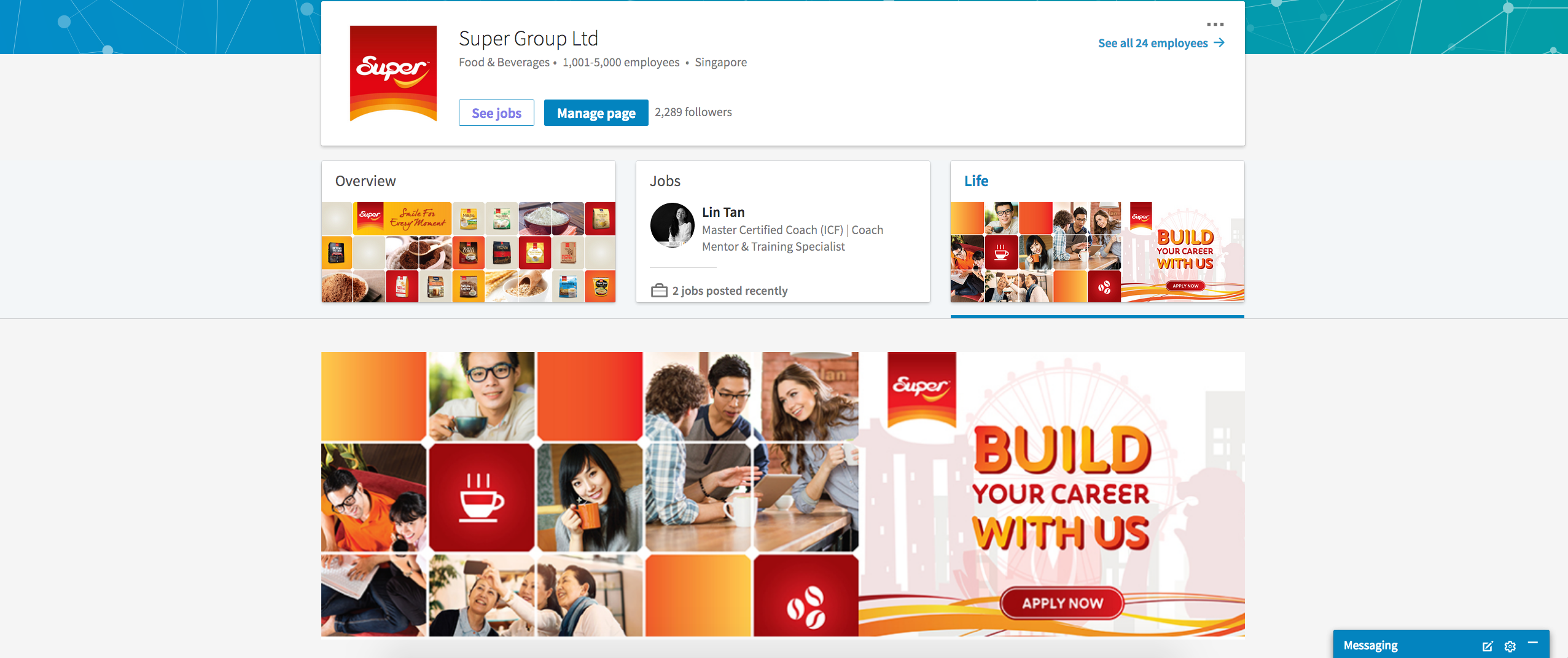 Super Group Ltd 1