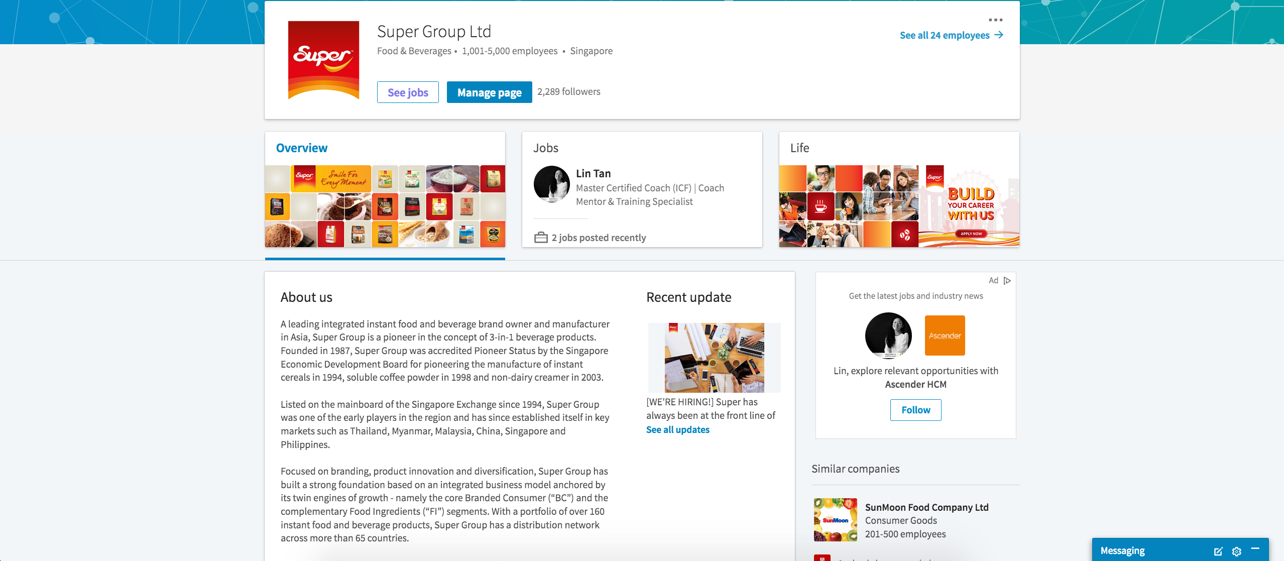 Super Group Ltd 4