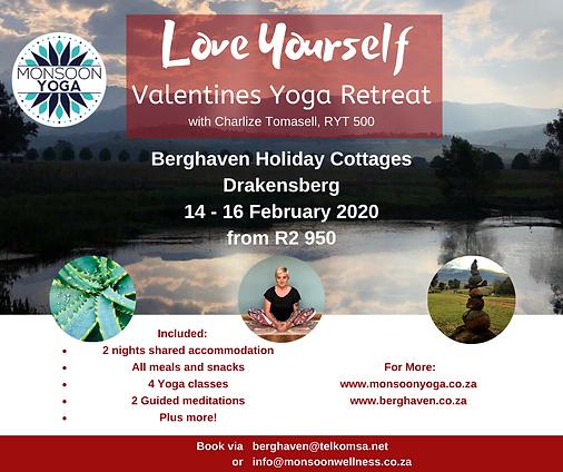 Yoga Retreat Drakensberg
