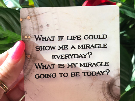 Show me a miracle