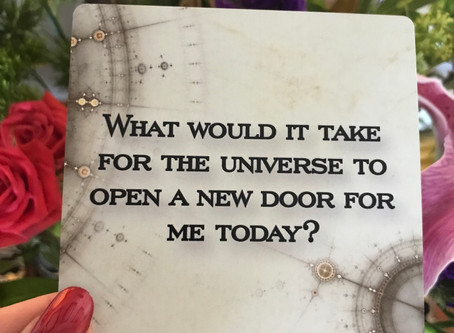Open the magic door
