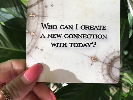 Creating a new connection today