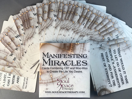 Manifesting Miracles - Deck