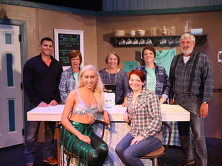 "Playwright Attends ""Foolish Fishgirls and the Pearl"""
