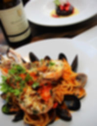 Seafood Pasta Special