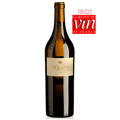 Grand Vin Les verdots, Bergerac Sec, 2010