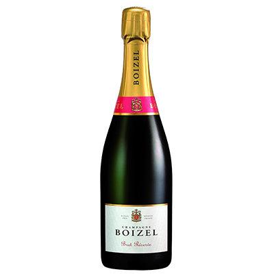 Champagne Boizel, Brut Reserve NV, France