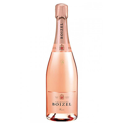 Champagne Boizel, Rosé NV, France