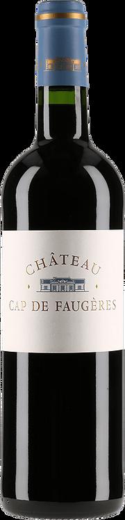 Chateau Cap de Faugères, 2015 - Castillon - Cotes de Bordeaux