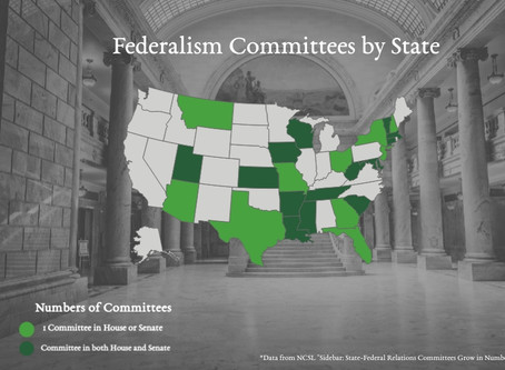 A Month of Federalism: Our First Week