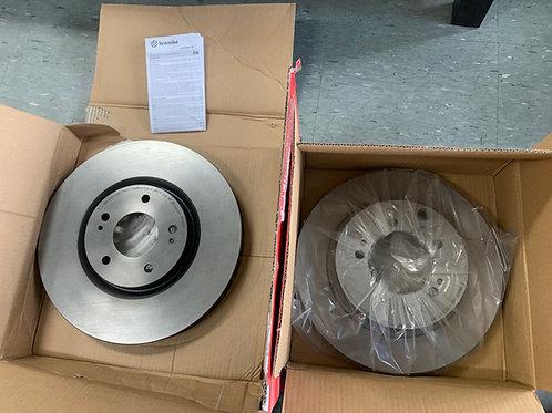 Genuine Brembo Brake Rotors Front and Rear (EVO5/6/7/8/9)