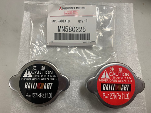 Genuine Ralliart Radiator Cap for EVO IV, V, VI, VII, VIII, IX (EVO4-9)