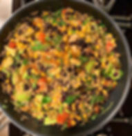 One Pot Mexican Dish!! Vegan, gluten fre