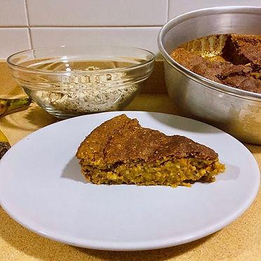NEW RECIPE! ⭐️banana carrot oatmeal brea