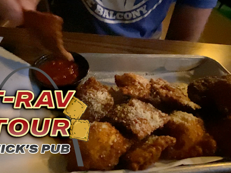 T-Rav Tour: Nick's Pub