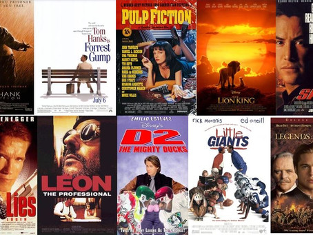 Was 1994 The Greatest Year For Movies?