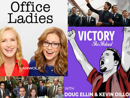 'Office Ladies' and 'Victory The Podcast': We Need More Podcasts Like These