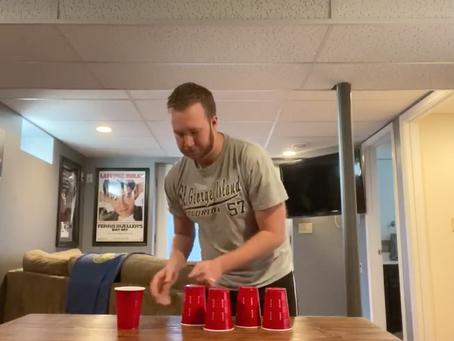 The Flip Cup Challenge
