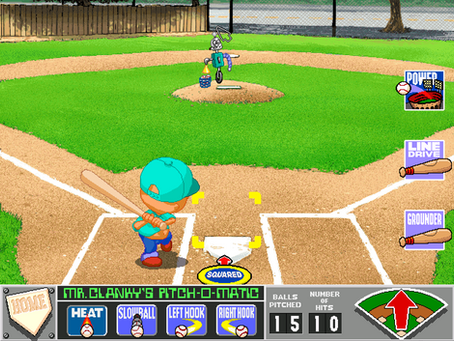 The Absolute Best Backyard Baseball Lineup