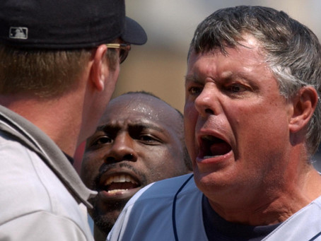 Greatest MLB Manager Ejections