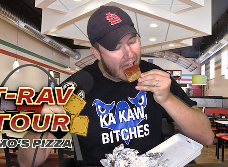 T-Rav Tour | IMO's Pizza